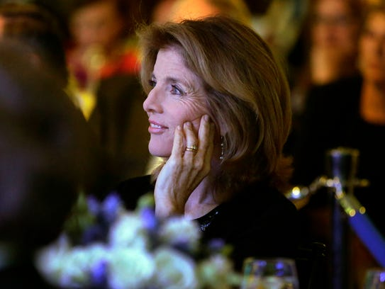Caroline Kennedy, President Kennedy's daughter and