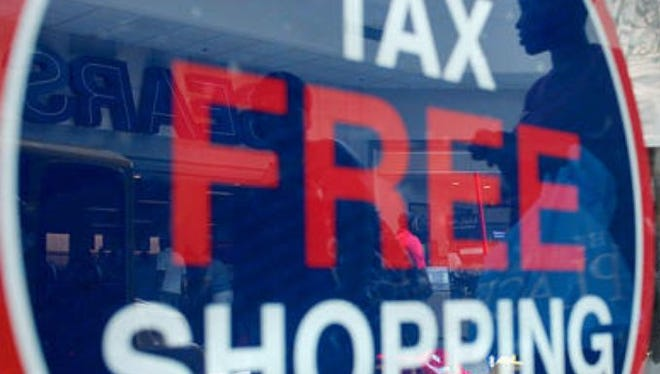 The state's annual sales tax holiday begins every year on the first Friday in August and ends the following Sunday night.