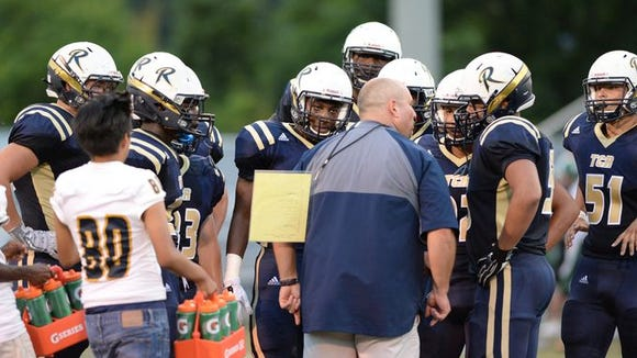 Roberson and first-year coach J.D. Dinwiddie are 4-0 after Friday's 24-18 win at Morganton Freedom.