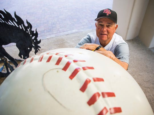 Baseball coach Tom Succow will be retiring after more
