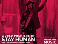 World Premiere of Stay Human
