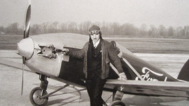The Flivver program was discontinued after the chief test pilot, Harry Brooks, went down with the plane off the coast of Florida. He had set a record for the distance of the flight.