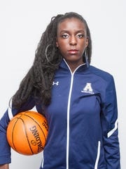 Lanetta Williams, Arlington basketball