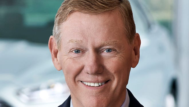 Ford Motor Company CEO Alan Mulally