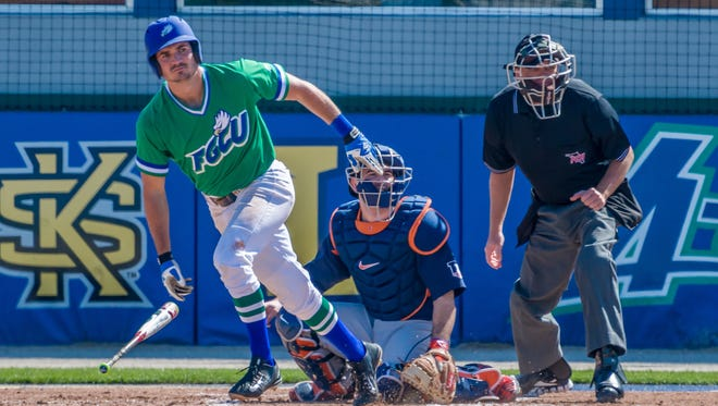 Jake Noll could become FGCU's second-highest MLB draftee ever.