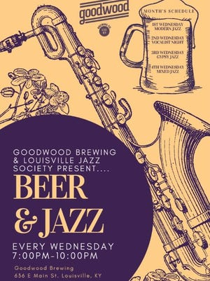 Beer & Jazz is a free weekly jazz night at Goodwood Brewery.