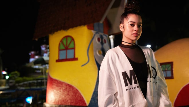 With hit single 'Boo'd Up,' Ella Mai is the first woman since Beyonce in 2012 to top three of Billboard's R&B/hip-hop charts simultaneously.