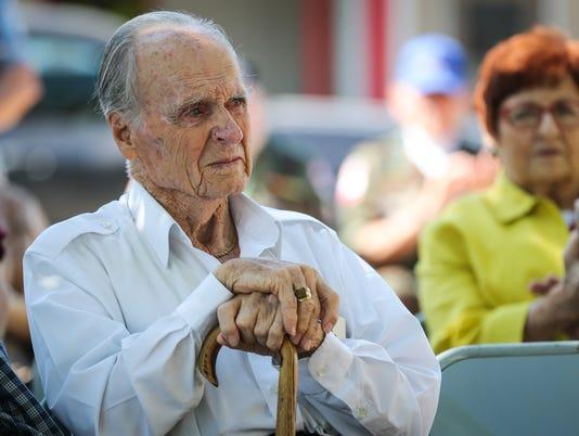 World War II veterans honored in Junction