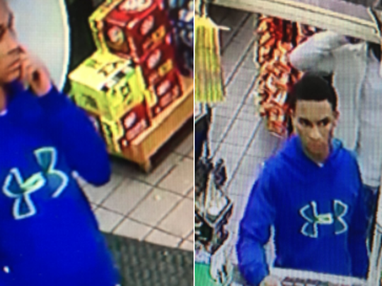 Alleged getaway driver in early Friday morning's gas station shooting in Hadley Park.