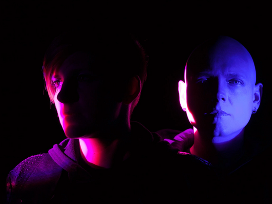 The self-titled debut from Oxford synth-pop band And