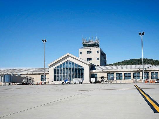 The Elmira Corning Regional Airport is undergoing a