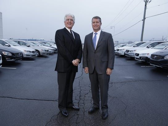 Ford Dealerships In Michigan >> Suburban Collection doubles down on Michigan auto dealers
