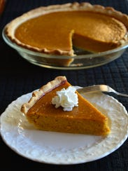 Put a new twist on your classic Thanksgiving pie with