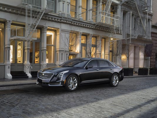 Gm Snags 4 In North American Car Of The Year Semi List