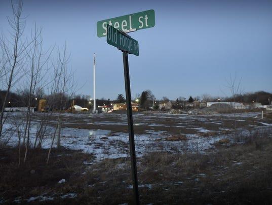 Northwest Elementary School site