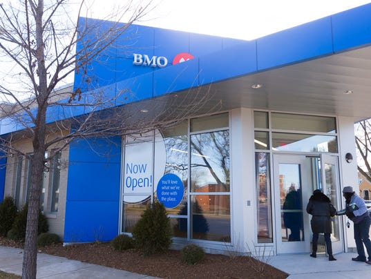 BMO Harris iSHerman Park branch