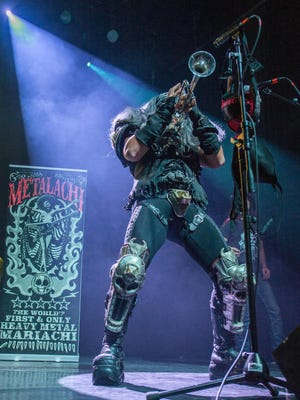 Metalachi will perform at the Hanford Fox Theatre Friday, June 9.