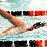 Northville boys swimmers upstage four-time D1 champ Brother Rice