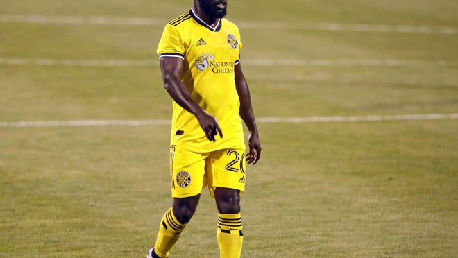 Acquired from D.C. United in August after the MLS is Back Tournament, midfielder Emmanuel Boateng gives the Crew more depth at the wing position.