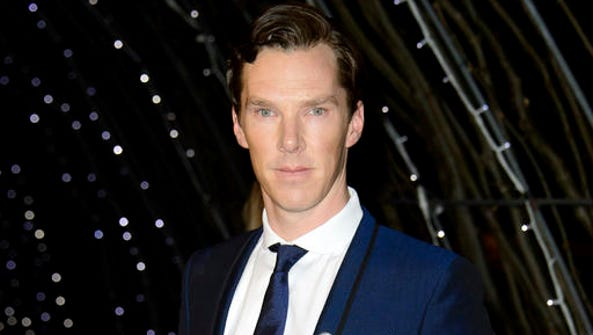 FILE - In this Feb. 7, 2015 file photo, British actor