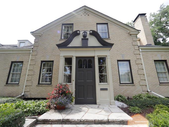 The J. Leslie Sensenbrenner mansion located at 265
