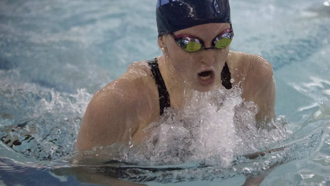 Catherine Fazio and No. 1 Immaculate Heart won the Bergen County Meet of Champions again this season.