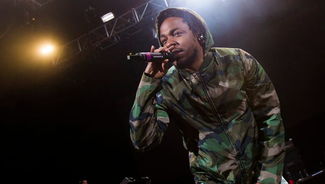 """Thanks in part to Kendrick Lamar's critically acclaimed hit album """"Damn.,"""" hip-hop combined with R&B became the most consumed genre in America this year, and received overdue respect with multiple big nominations for the 2018 Grammys."""