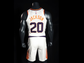 The Suns unveiled new Nike uniforms for the 2017-18
