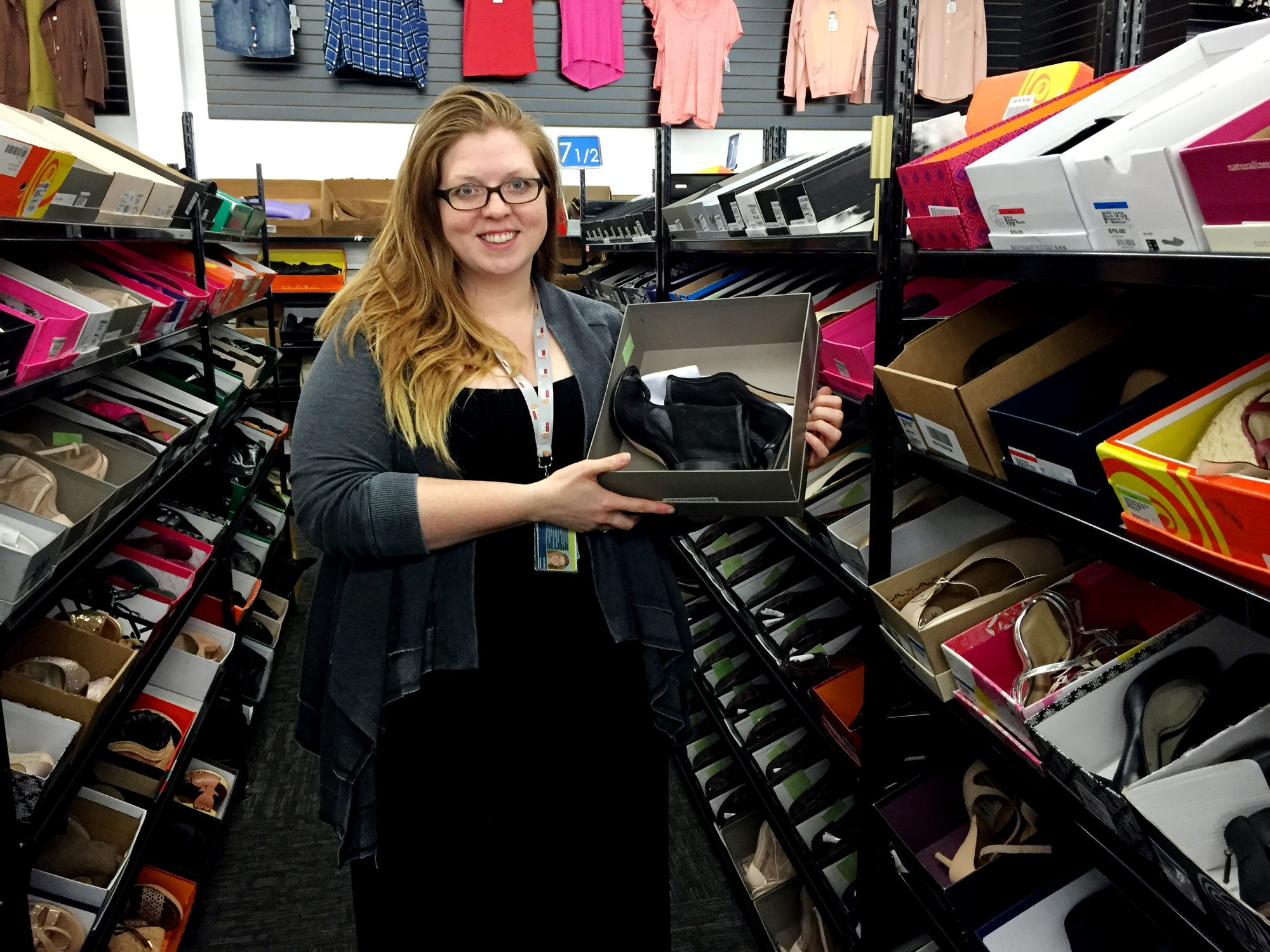 Zappos Outlet will give you happy feet