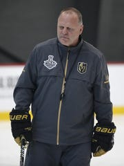 Gerard Gallant is willing to pay the price ... to eat