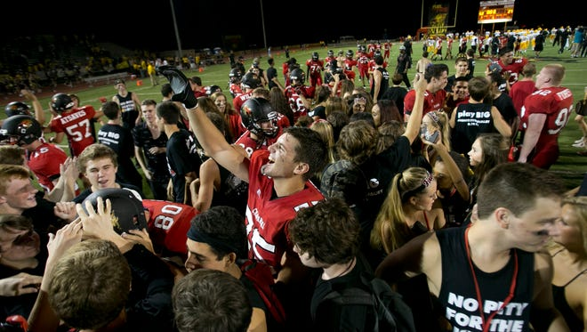 The best Scottsdale football rivalry won't be played next season if Chaparral has its way.