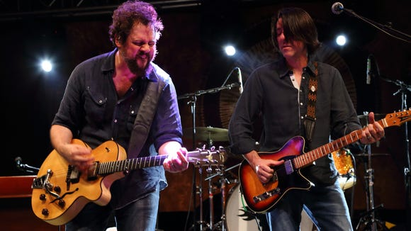 The Drive-By Truckers perform in Florida last year.