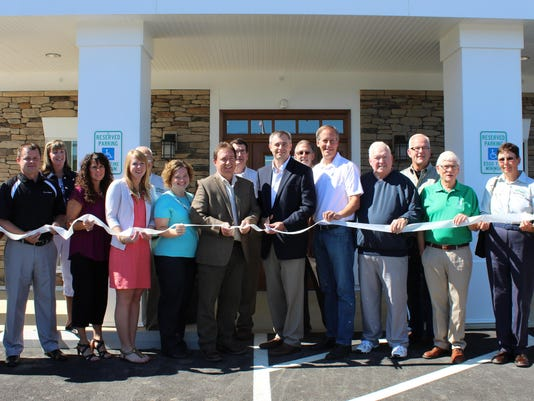Ag Credit Ribbon Cutting