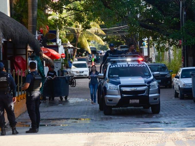 Multiple Deaths At Nightclub Shooting In Mexican Coastal