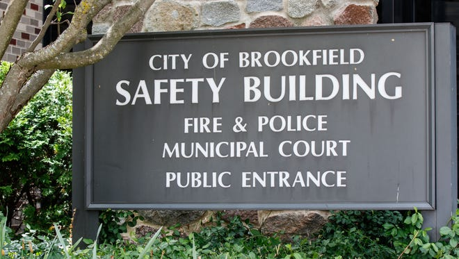 FILE PHOTO - Brookfield Police Department as seen on Sunday, June 3, 2018.