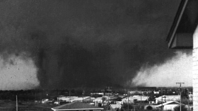 Lead time on warnings of tornadoes, such as the one that struck Wichita Falls in 1979, are getting longer.