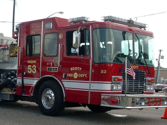 Proceeds from a proposed 10-mill property tax could be used to buy fire trucks and other equipment to serve unincorporated parts of Lafayette Parish