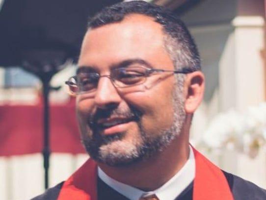 Rev. Joe LaGuardia Pastor First Baptist Church of Vero
