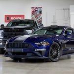 Photos: 710-hp JackHammer Mustang hits the road
