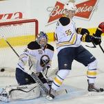 Buffalo Sabres fall to Calgary