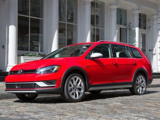Volkswagen has created an all-wheel-drive Alltrack