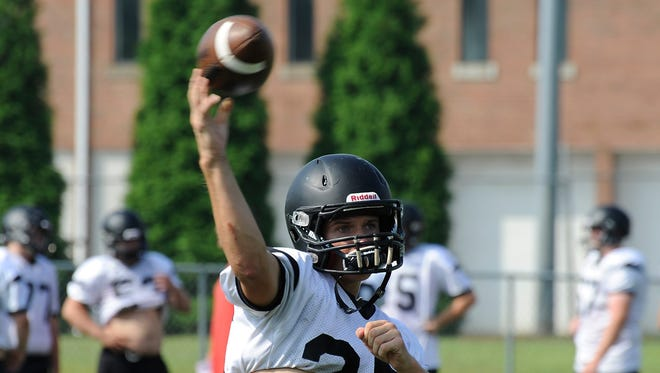 Pisgah travels to Brevard on Friday for a Western North Carolina Athletic Conference game.