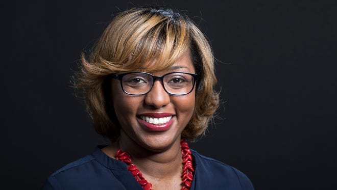 Yvette Simpson, current sitting city council person, is running for mayor.