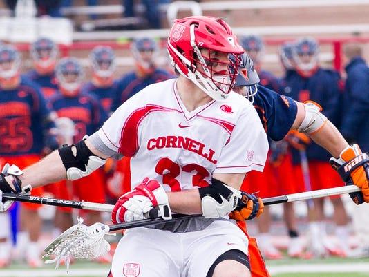 Cornell v Virginia Lacrosse