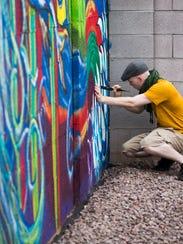 Vincent Rogers mural