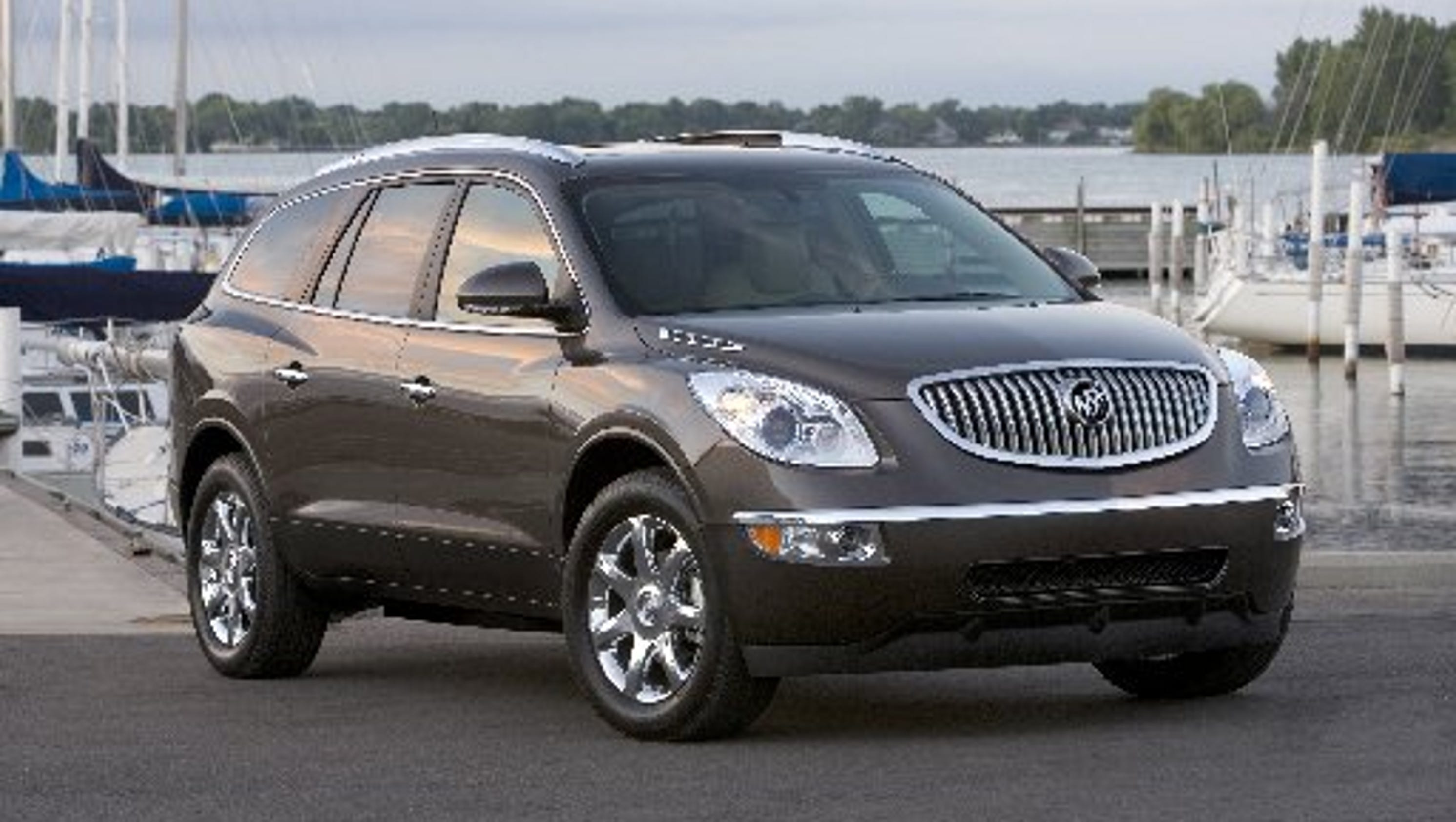 buick enclaves reviews test suv enclave driving created awd with premium l review road rapha