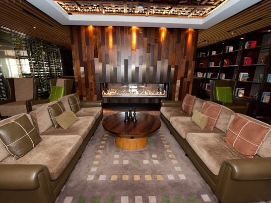 The Lobby Bar at the Viceroy Snowmass