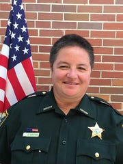 Deputy Jen Gaytan is a school resource officer in charge of five elementary schools in Lee County. The deputy is one of five finalists for this year's Officer of the Year award presented by the Rotary Club of Fort Myers South.