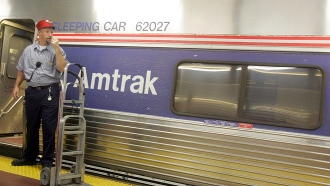 A dead body was found on the train tracks near the Metropark station on Saturday morning.