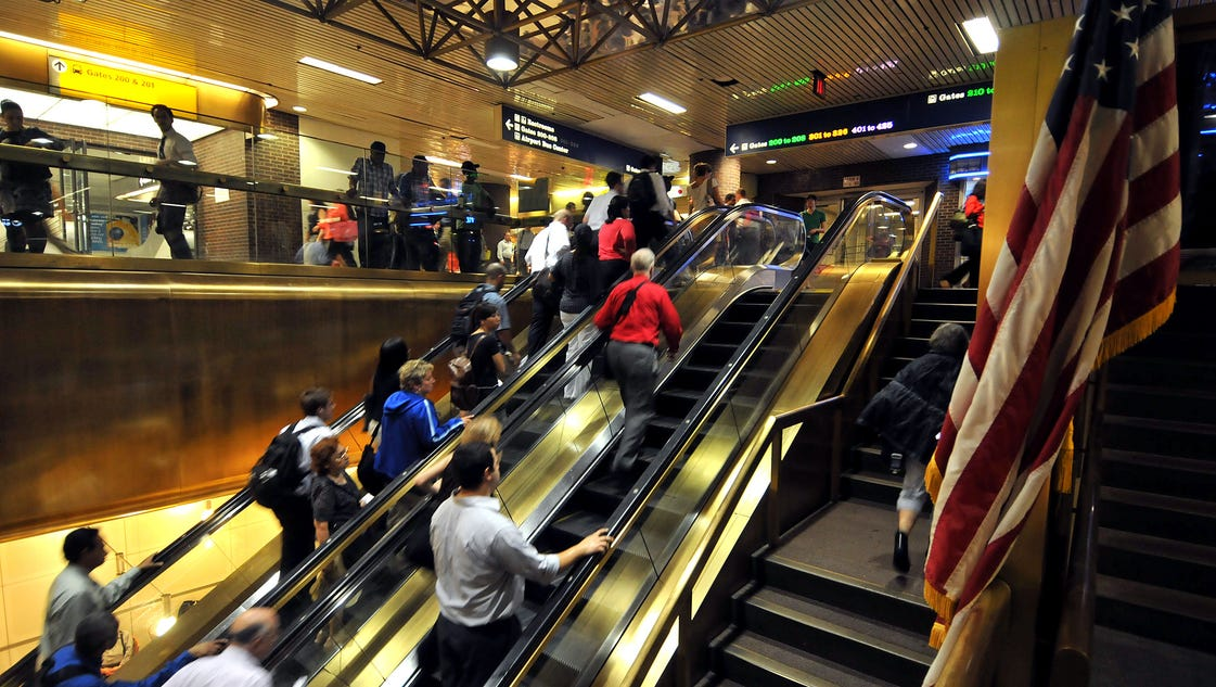 how to get from jfk to port authority bus terminal